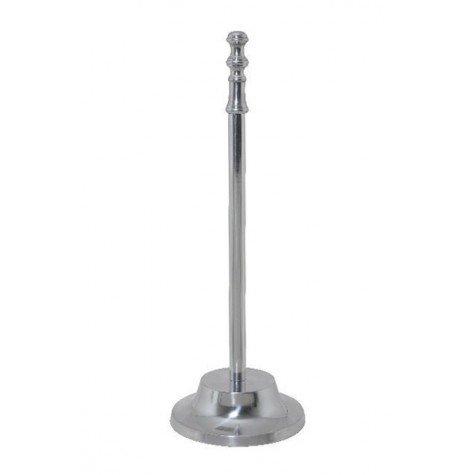 WC rolhouder / toiletrolhouder aluminum