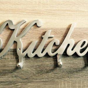 Keukenrek & kapstok