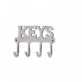Muurhanger KEYS aluminium