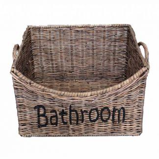 Badkamer riet Mand M