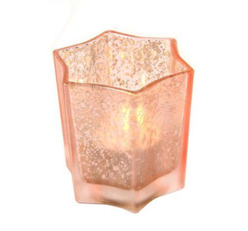 Theelicht S roze