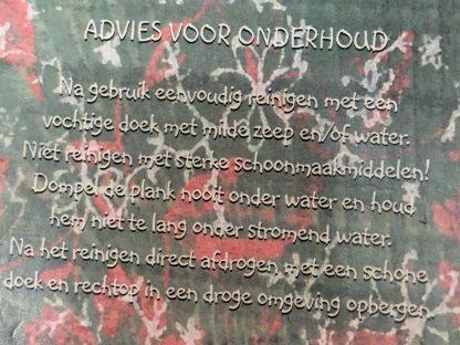 ADVIES VOOR ONDERHOUD