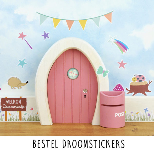 Droomstickers