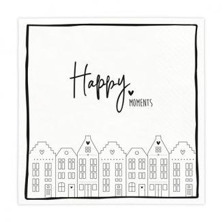 Servetten Happy Moments