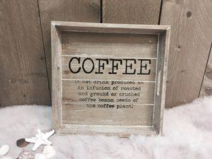 Riverdale Dienblad COFFEE M
