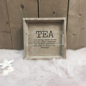 Riverdale Dienblad Tea S