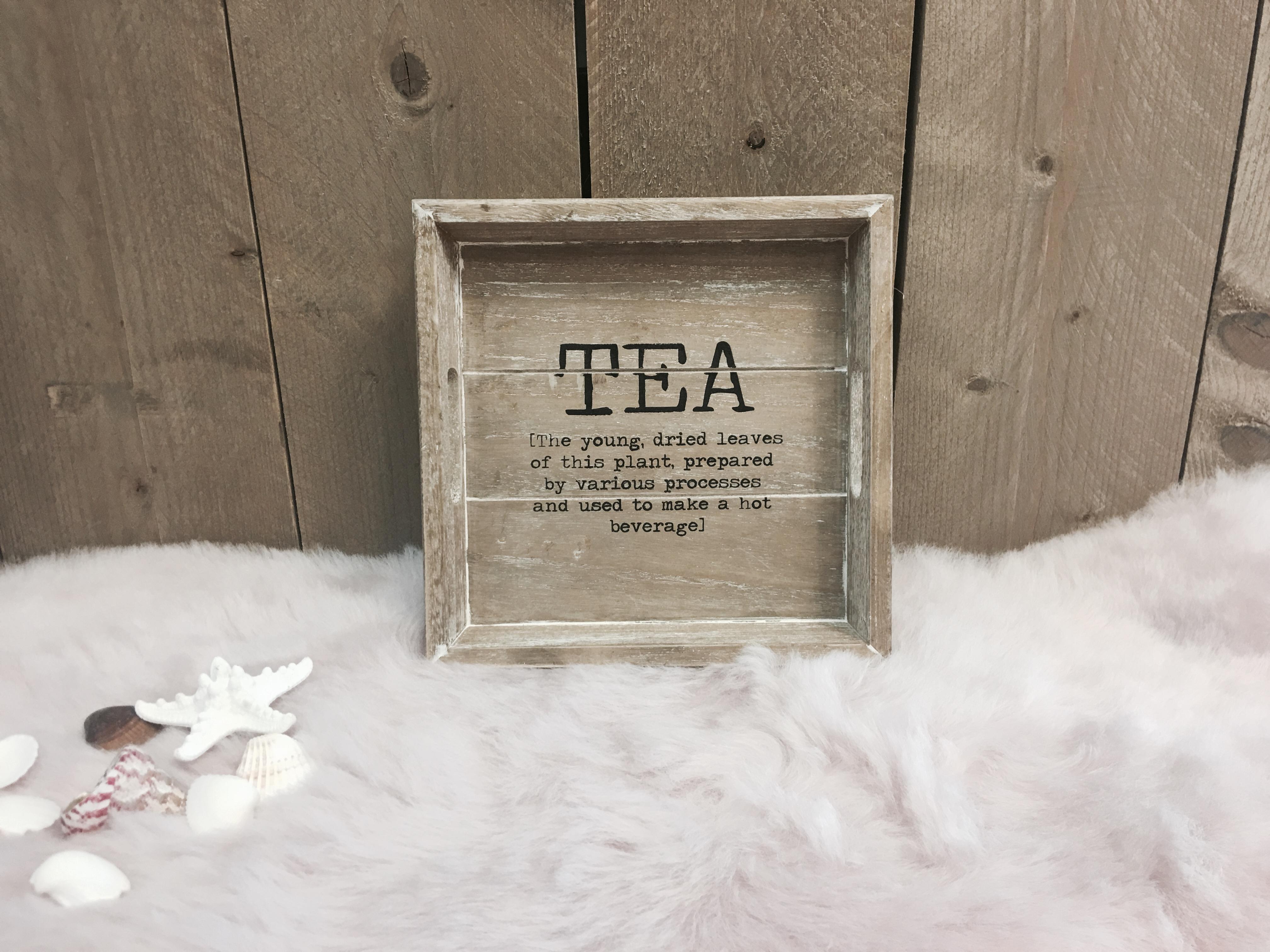 Riverdale Dienblad Tea S