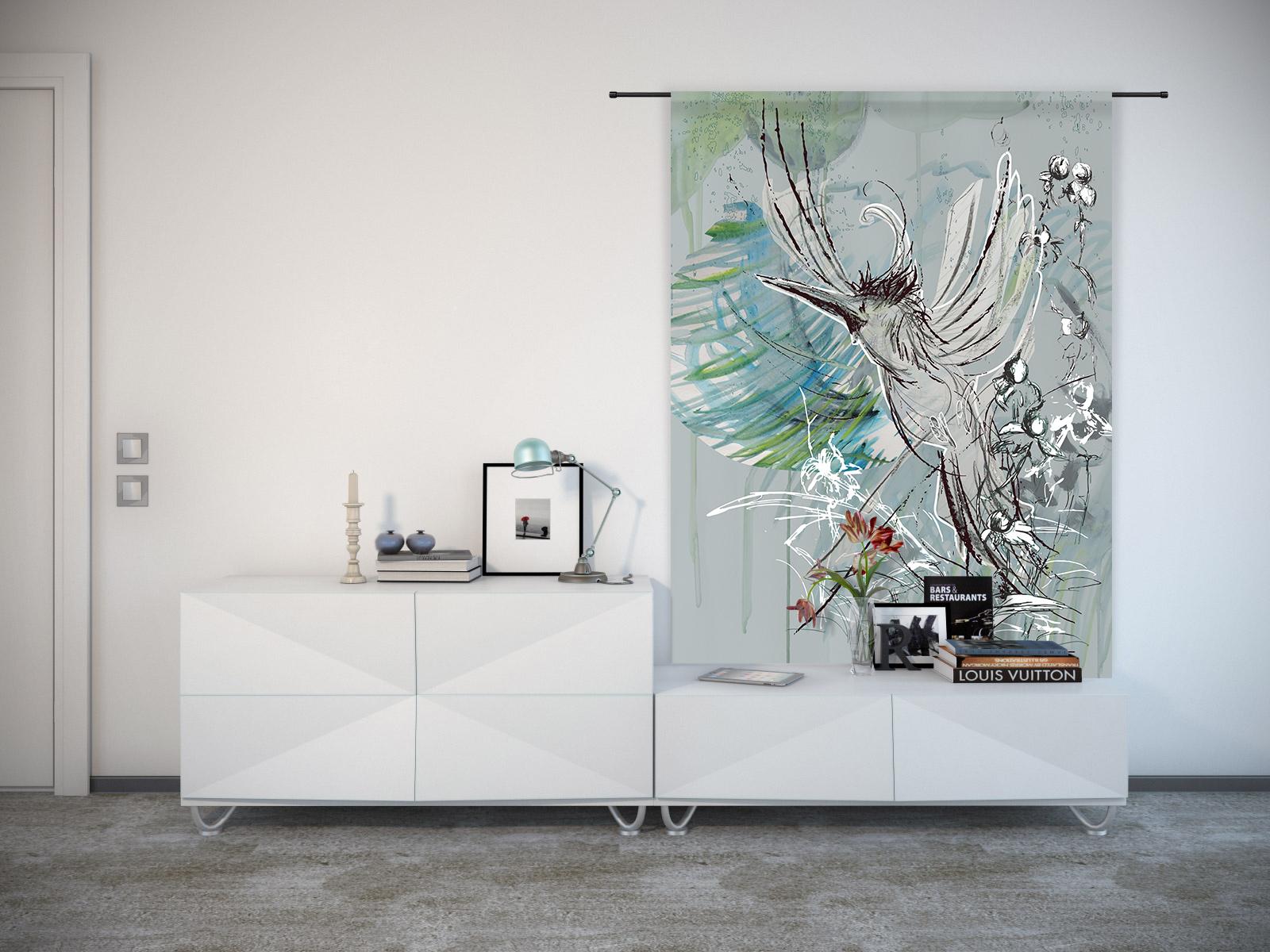 Wandkleed Free Flight Decoshoppen Wand Decoratie Van Urban