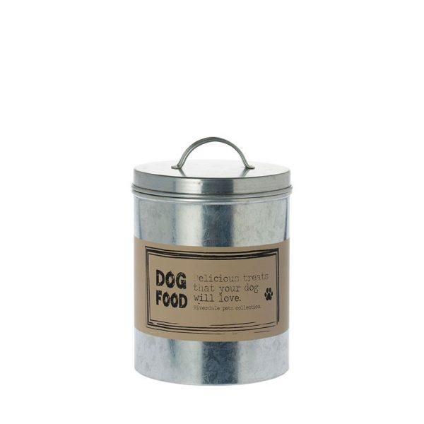 Blik Dog silver