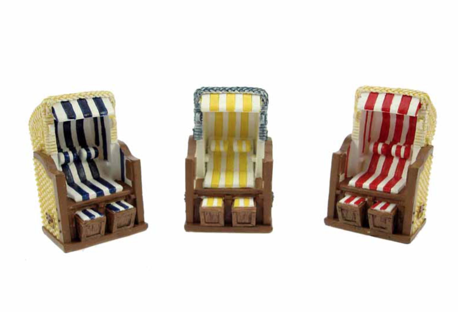 Strandstoel polystone