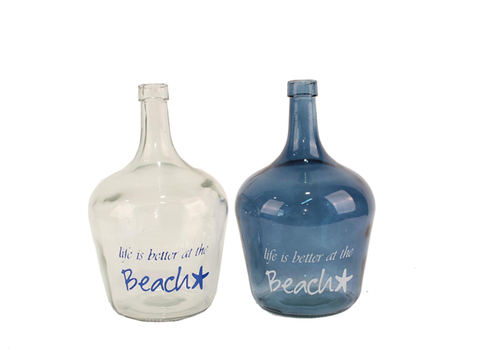 Beach fles decoshoppen beach fles almere decoratie for Decoratie fles