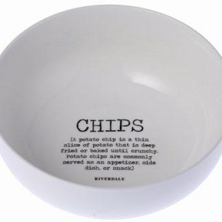 Chips Schaal 23cm