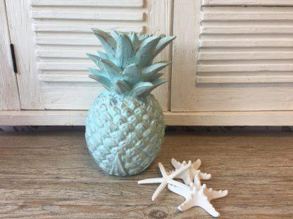 ananas blauw