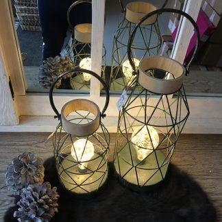 Led lamp Gold