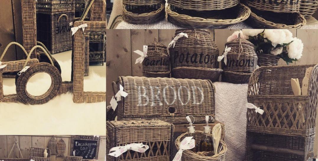 Keuken Oud Riet : Home decoratie accessoires en cadeau artikelen rieten woon