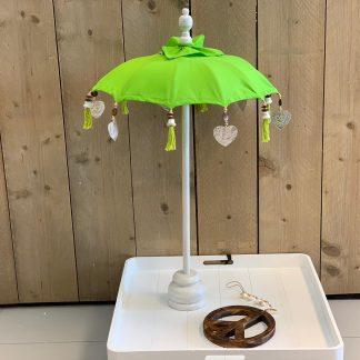 Tafel Parasol Groen