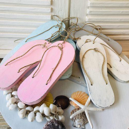 Houten Slippers