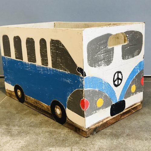 Toy Box VW Licht Blauw S