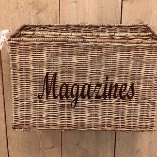 Magazine Wand Houder