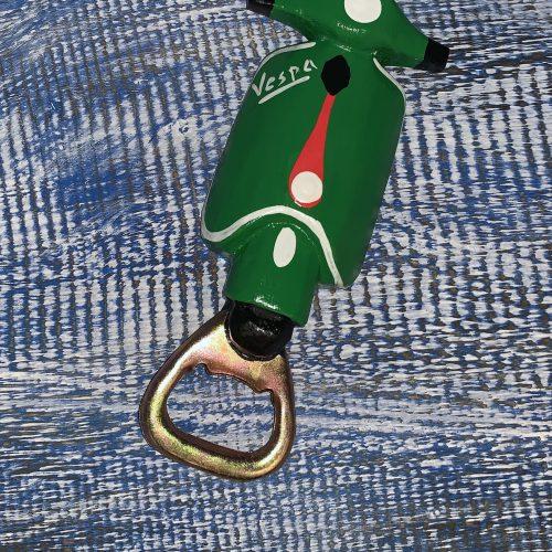 Vespa Opener Groen