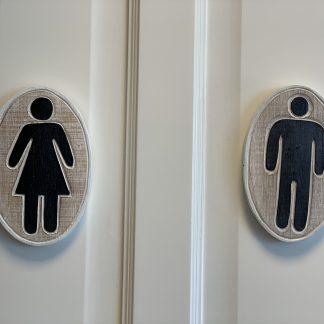 Toilet Man Vrouw