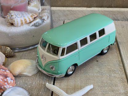VW Bus Pastel groen M