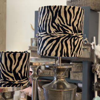 Lampenkap Chic Zebra 40 cm