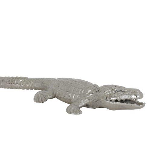 Krokodil Nikkel 23cm