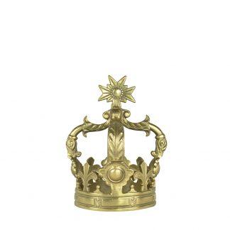 Kroon Goud 19cm