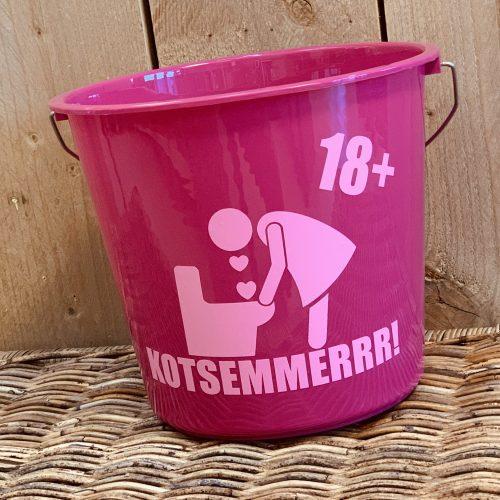 Roze Kots Emmer