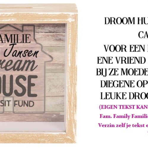 Dream House Fonds Met naam