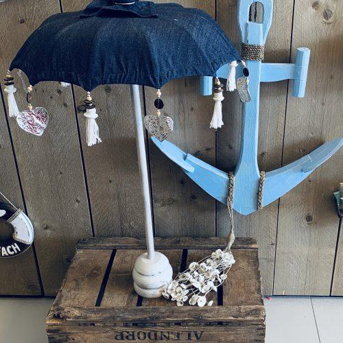 Tafel Parasol Demin