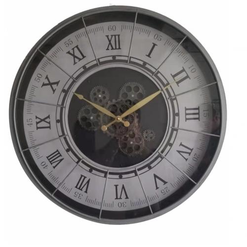 Klok tandwiel Zilver