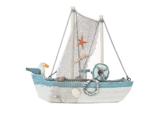 Vissersboot 22cm