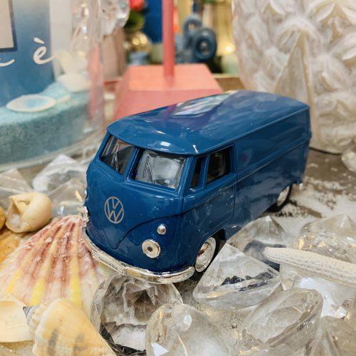 VW Bus Blauw M