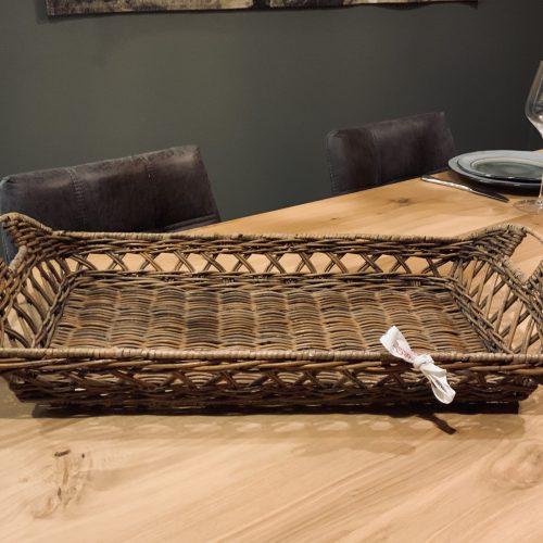 Dienblad open weave