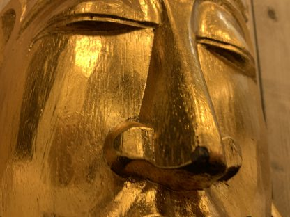 Boeddha wand OUTLET