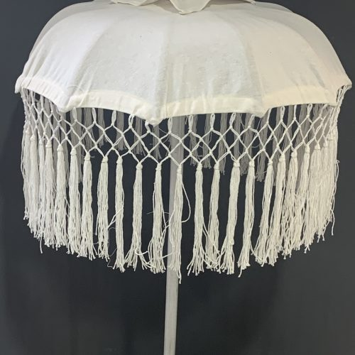 Tafel Parasol Ibiza Wit